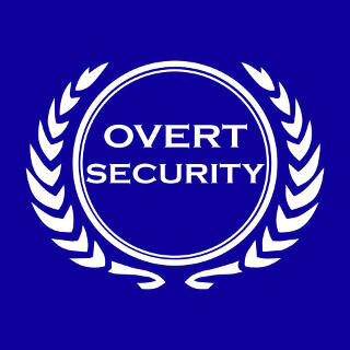 overt security social image